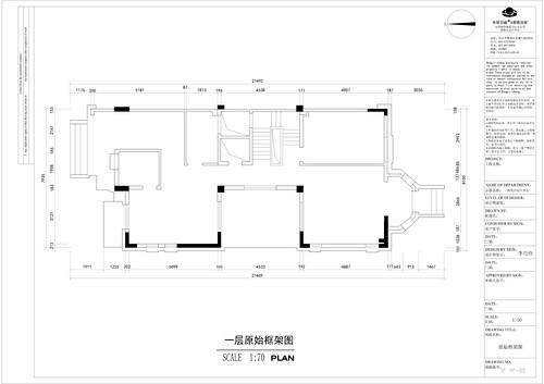 保利礼墅-中式风格装修设计理念