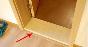 每天一点装修知识:第一次装修你家的过门石和窗台可能装错了