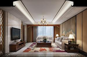 北京装修客厅窗帘挑选的原则