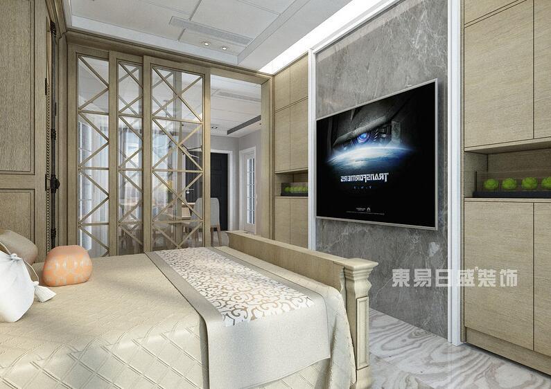 客厅与卧室隔断墙怎样装修设计好