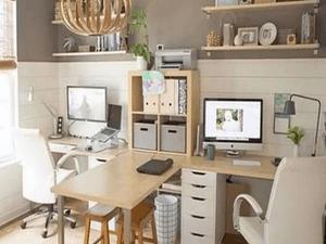 家庭办公室设计,让工作效率Up起来--太原东易日盛搜集整理