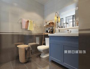 上海家庭装修卫生间镜子布局注意事项