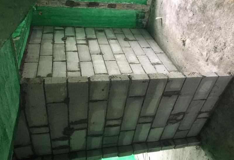 佛山装修公司砌墙装修施工