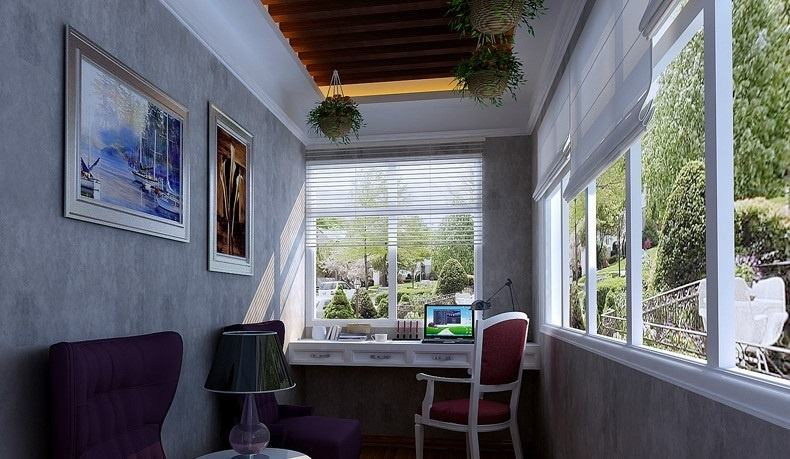 小户型房子装修打造独立工作区的方法有哪些