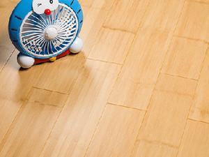 竹地板可以用来做地暖吗?