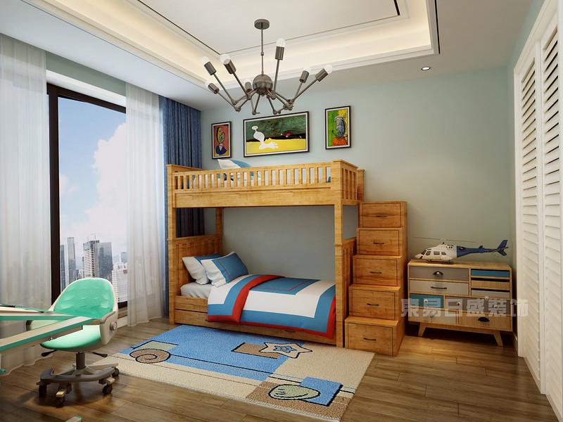 简约风格 卧室_儿童房装修设计