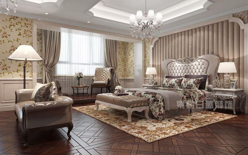 欧式风格卧室吊顶灯具效果图