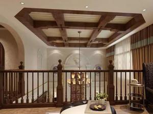 高档别墅装修是怎么样的?果然很华贵的设计方案