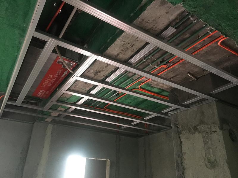 佛山装修公司吊顶装修施工