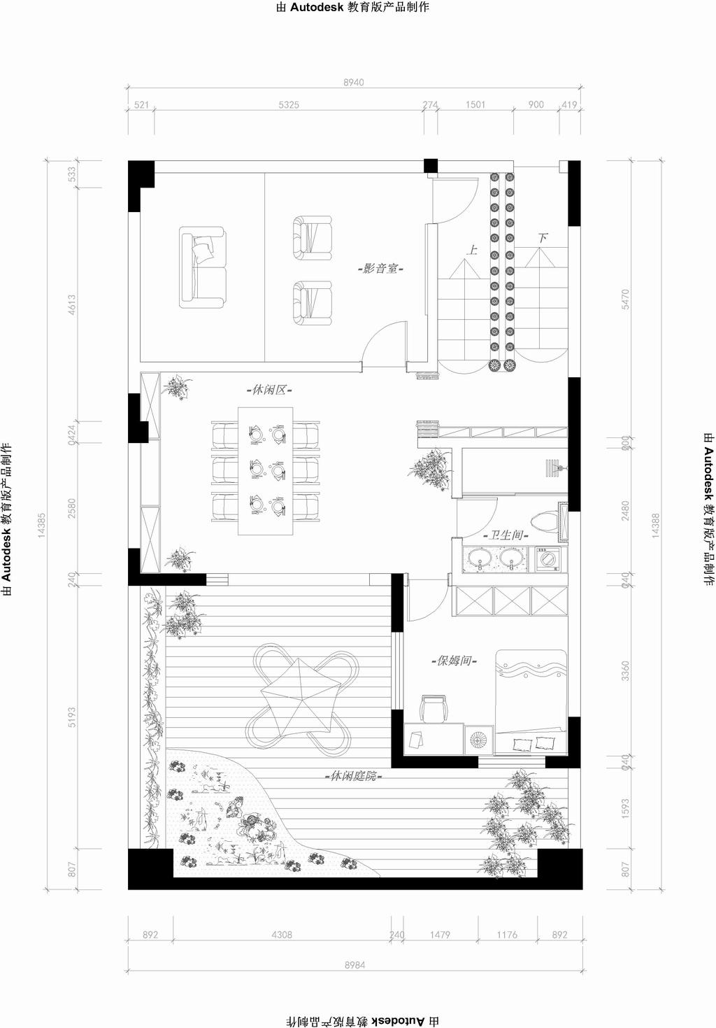 云溪-新古典-280平米装修设计理念