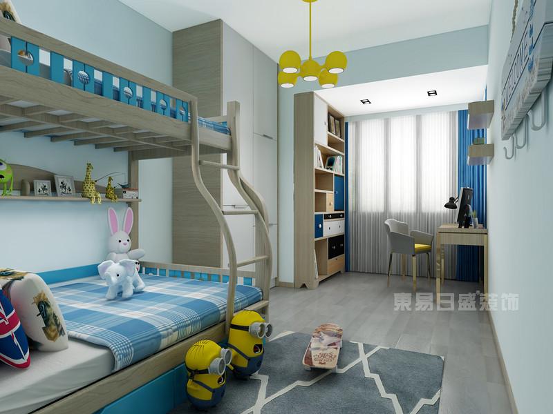 北欧风格 卧室_儿童房装修设计