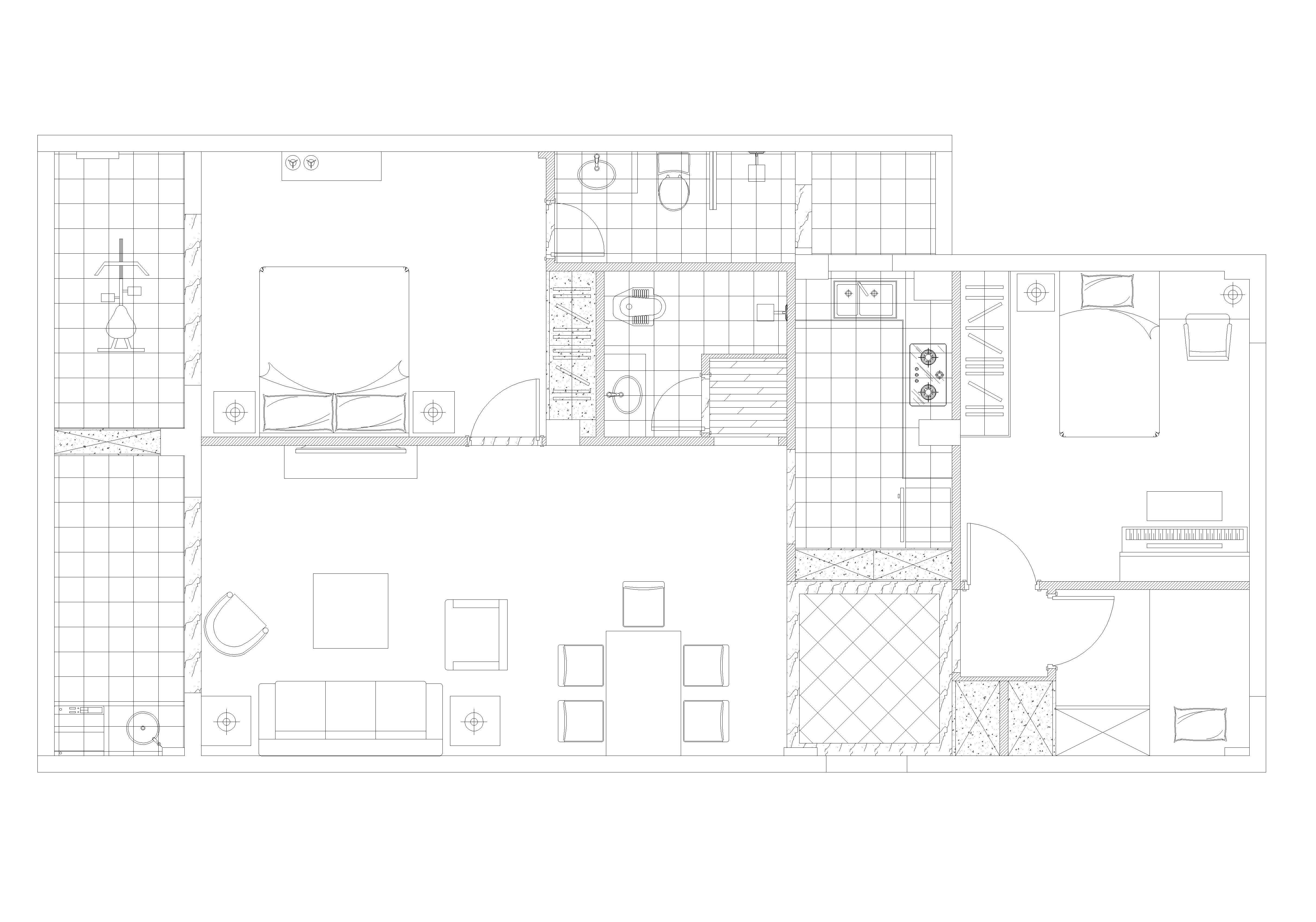 复地东湖国际简美风格装修效果图装修设计理念