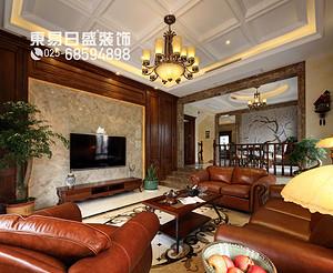 别墅美式风格怎么装修好看?