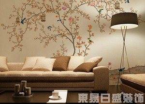 墙纸的保养与清洁 一面墙让家回归温暖