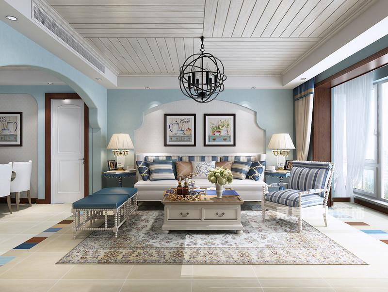 卧室装修的风格有哪些?让生活充满不一样的质感(地中海)