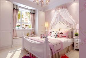 卧室装修| 美式风格卧室装修效果图