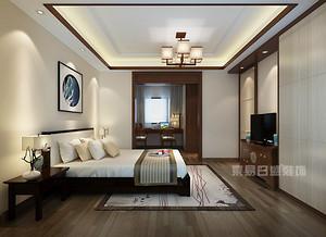 现代中式装修设计图解析,打造精致居住空间