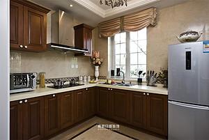 厨房装修中常犯的几处错误