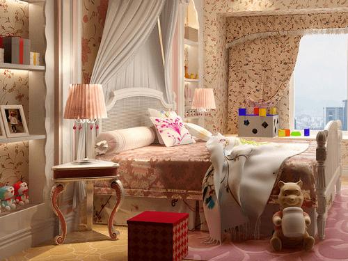 臥室怎么裝修好看