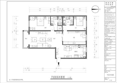 翠城馨园-104平米-简美装修设计理念