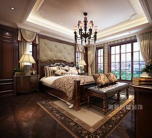 5套白桦林间欧式卧室装修效果图欣赏