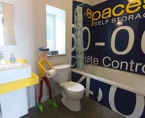 卫生间设计方案,卫生间设计效果图