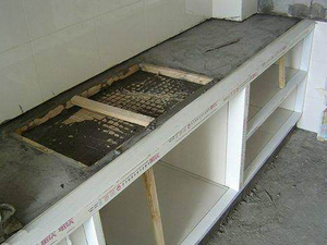 瓷砖灶台详细制作步骤