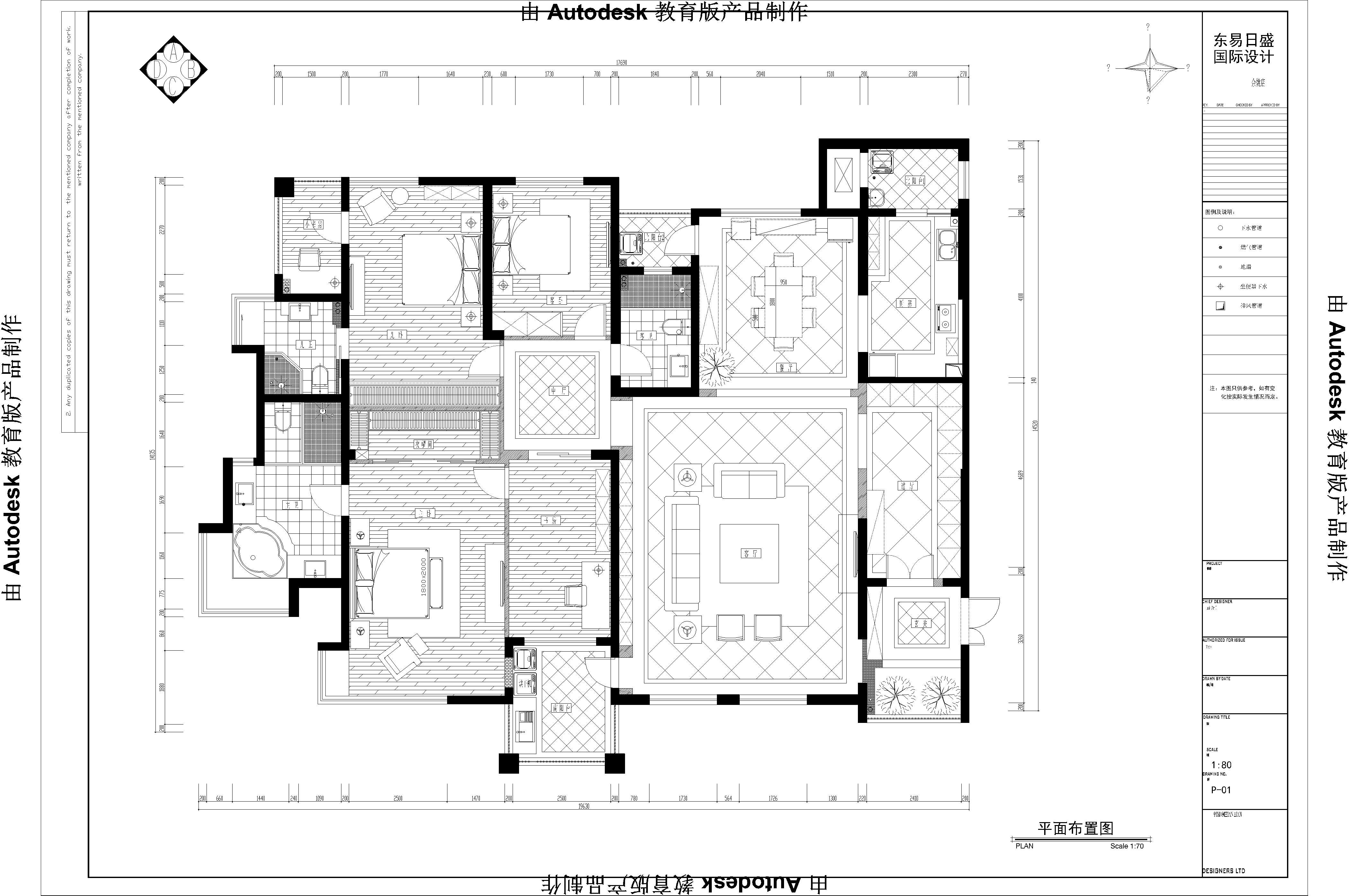 伊顿国际 欧式古典装修设计理念