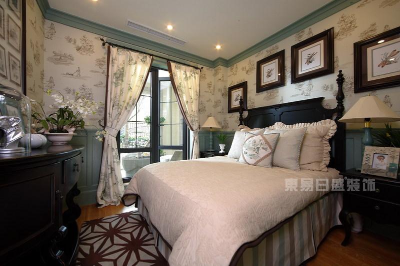 新古典风格 卧室_儿童房装修设计