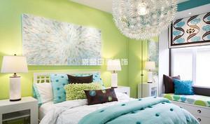 绿色配什么颜色好看 家居绿色配色小技巧