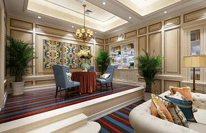 新房装修挑高客厅的处理方法