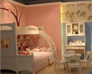儿童房的儿童床应该买什么样的?子母床好吗?