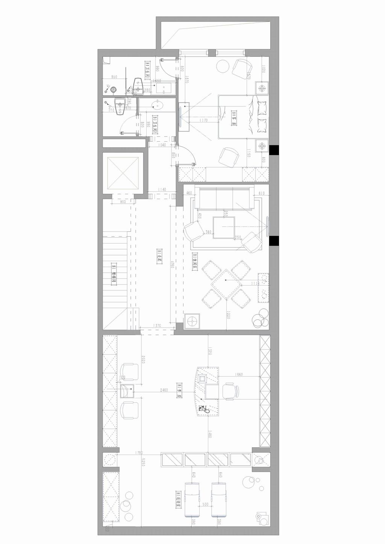 美式乡村-远洋天著-540平米装修设计理念
