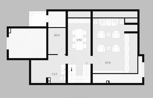 金科王府-法式-350平米装修设计理念
