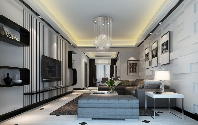 重庆别墅装修设计-私人定制-高端豪宅
