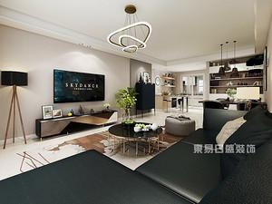 深圳小户型装修设计图,北欧极简风格装修案例