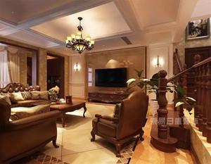 美式别墅设计效果图,美式别墅设计特点