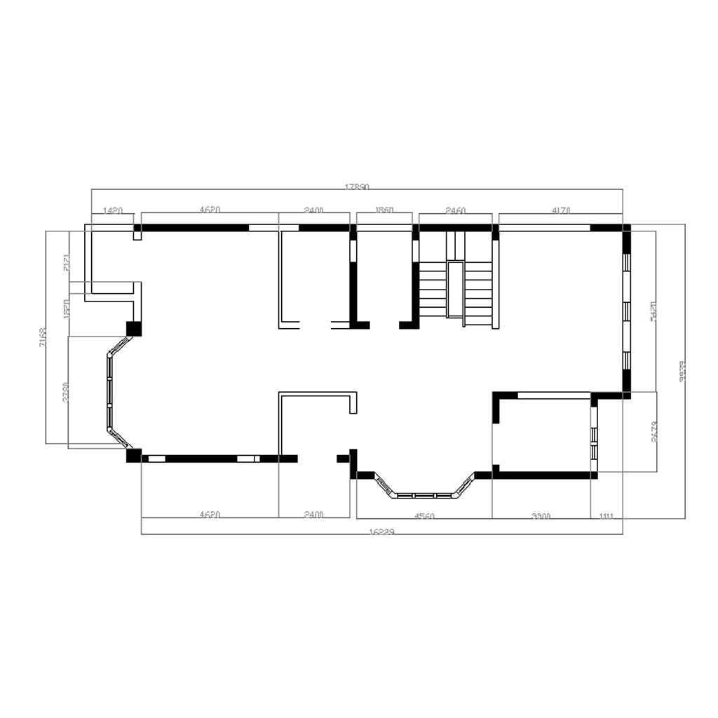 京基领域独栋别墅370㎡新中式装修设计理念
