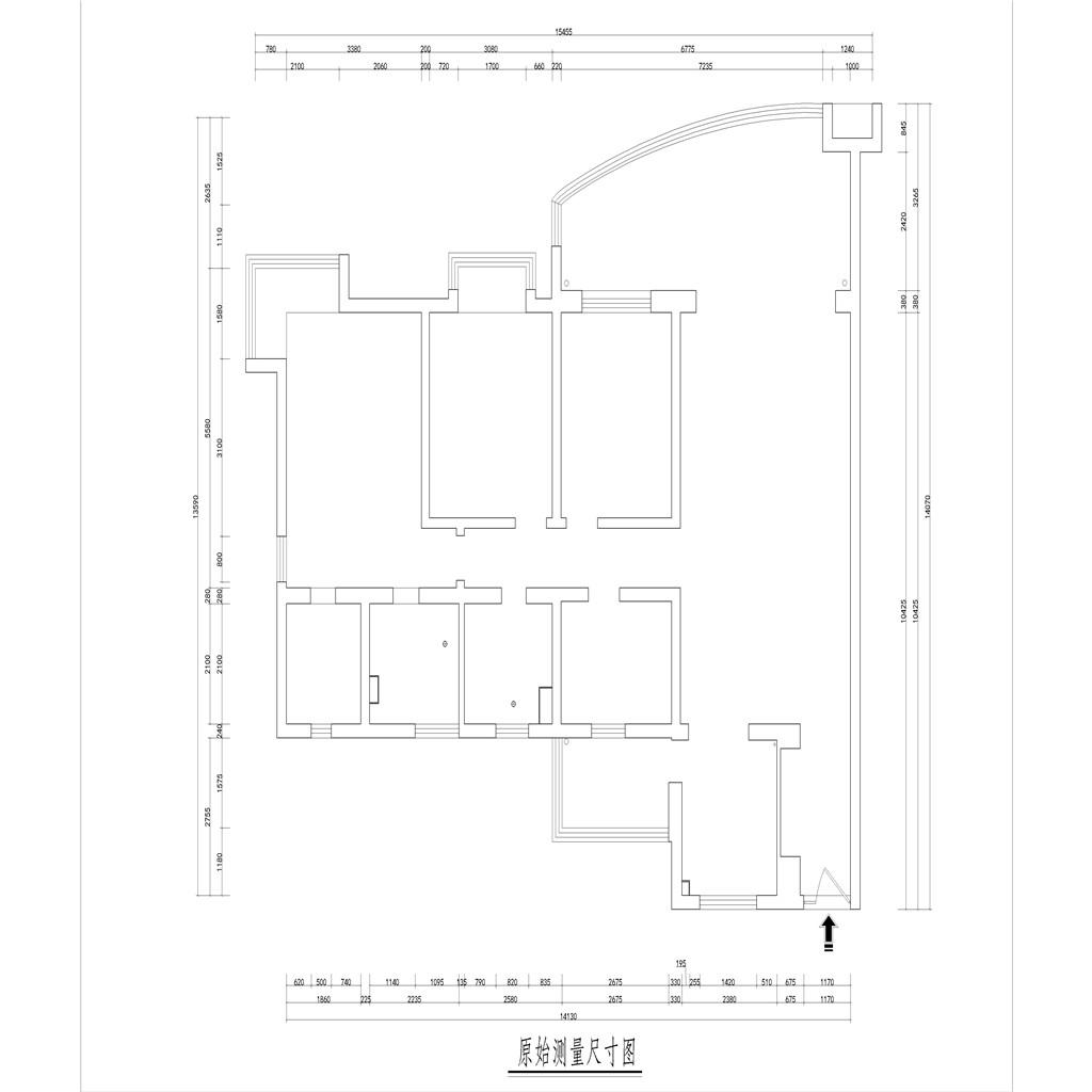 联洋年华-165平面-简约美式装修设计理念