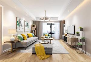 简约风格的房子装修,体现你的生活精致度
