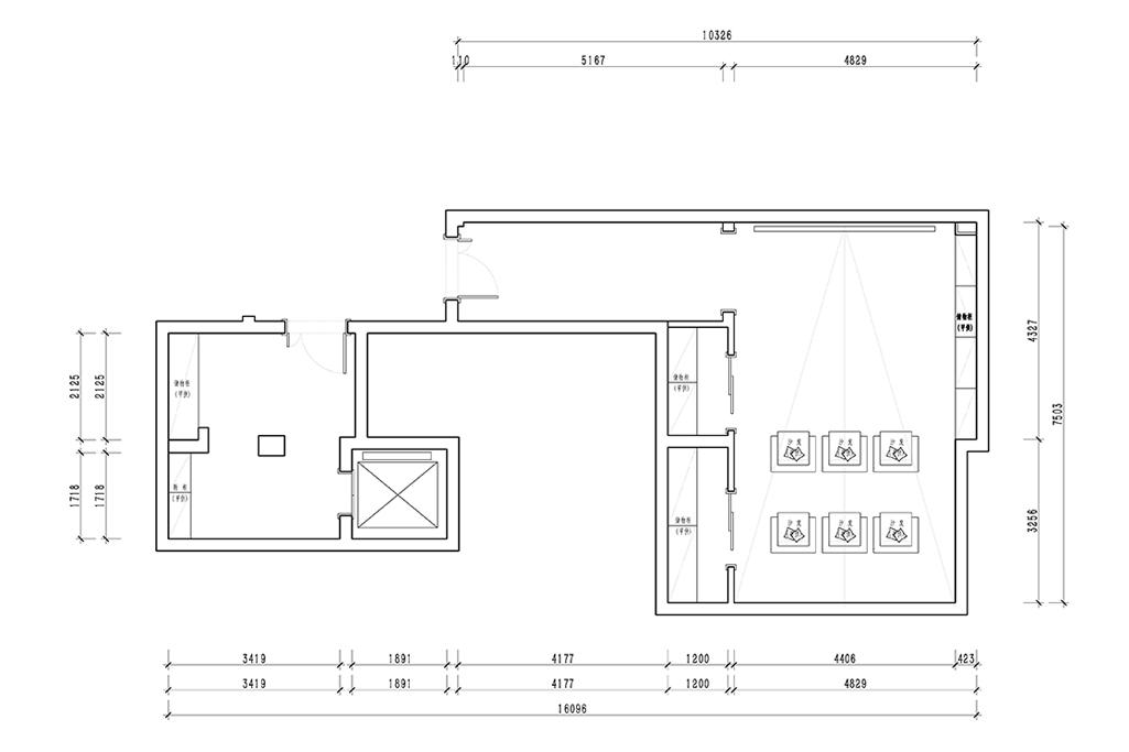 枫丹壹号-现代简约-320㎡装修设计理念