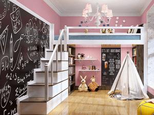 北京儿童房如何装修布局效果更好