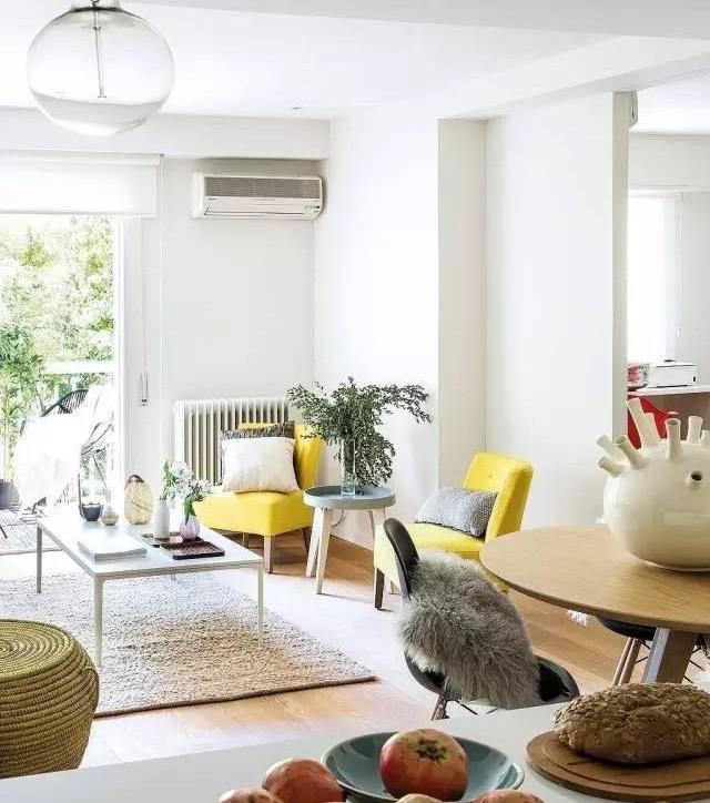 开放式装修设计方案,让房间充满阳光