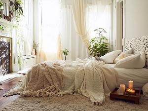 7种装饰布置让卧室玩转波西米亚风