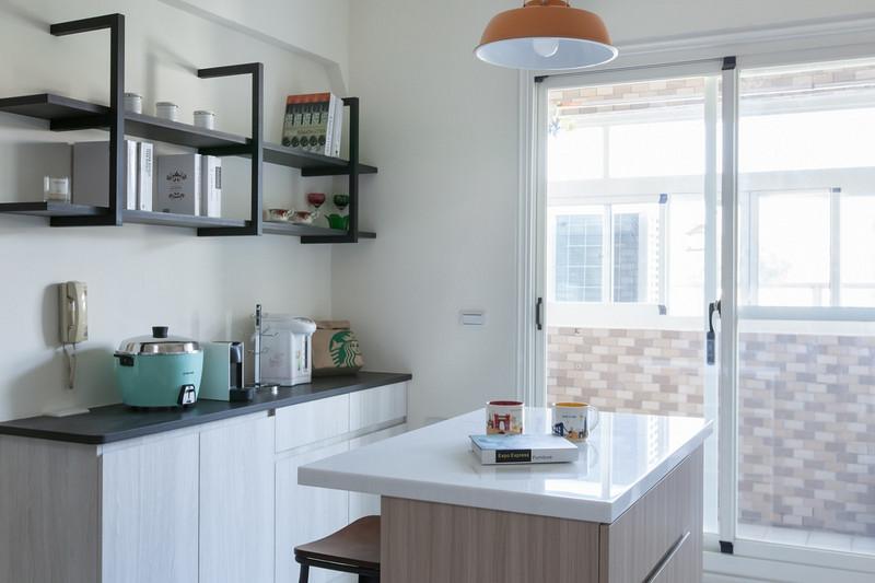 老房子改造装修案例-厨房