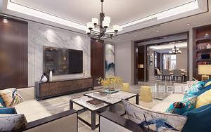 三套深圳家装公司新中式风格房子装修案例,看一眼就会喜欢上