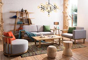 换上这几件家具,让你家瞬间有了北欧风