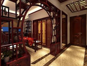 中式家装的设计原理及设计特点