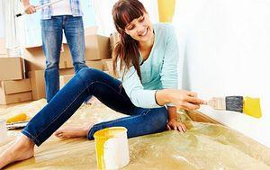 油漆弄到身上怎么办?油漆清洁的方法-青岛东易日盛