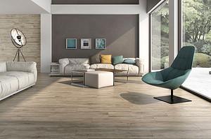 别再傻傻的铺木地板了,这种木纹砖不仅环保价廉而且装修效果好!